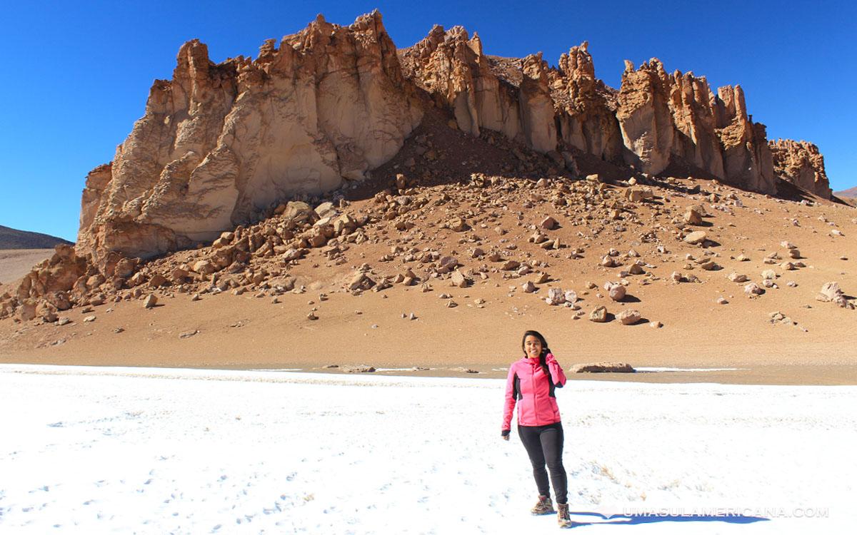 Salar de Tara no Deserto do Atacama - Quanto custa viajar