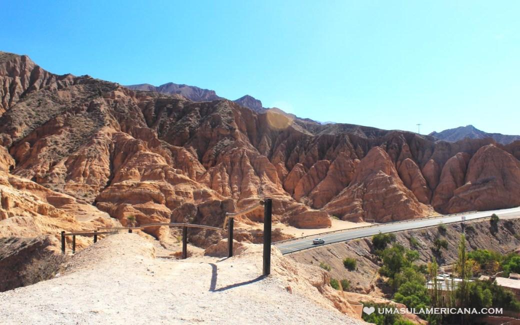 Viagem pela Argentina - Conheça Jujuy, no norte e explore as belezas da Quebrada de Humahuaca