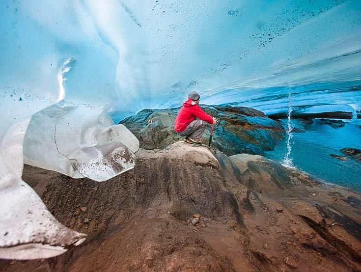 Glaciar Viedma - Geleiras na América do Sul