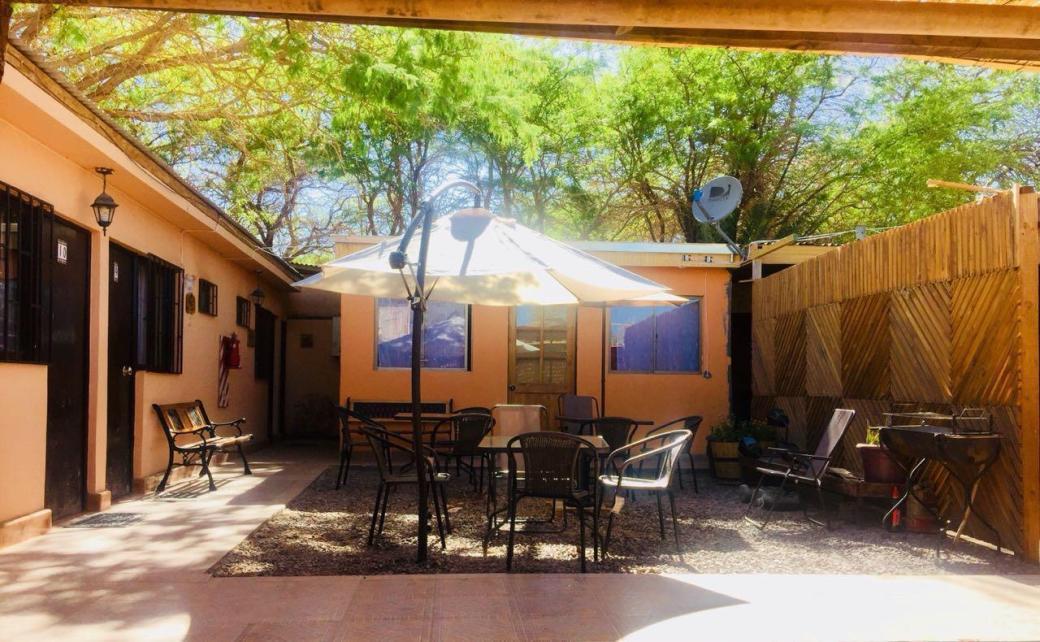 Hostels no Atacama - 10 opções mais baratas - Hostal Intipara