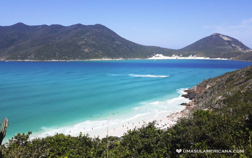 Prainhas do Ponta do Atalaia, Arraial do Cabo