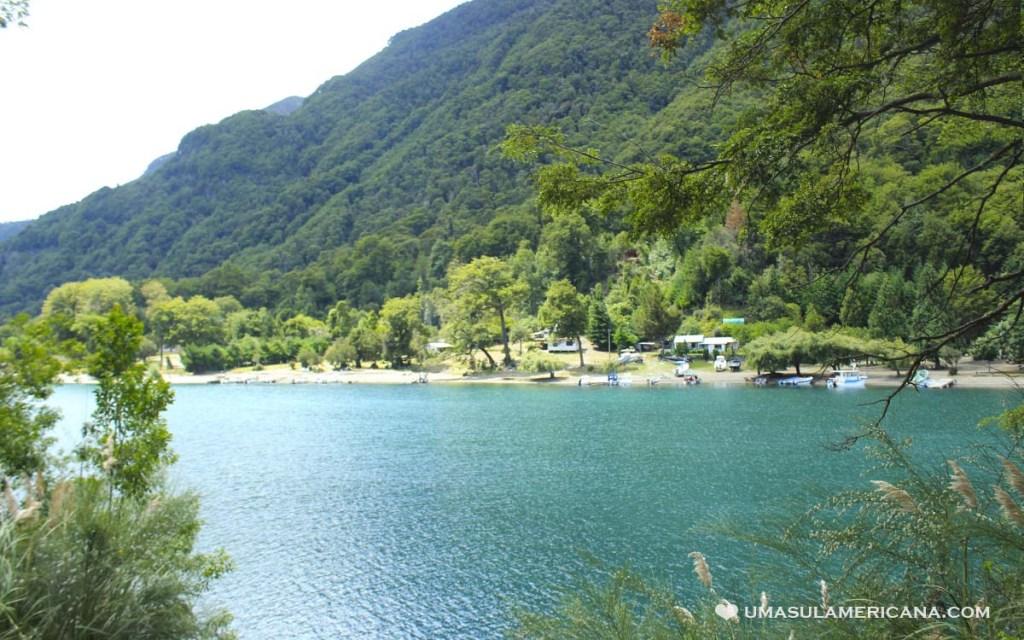 Lago Todos Los Santos - Sul do Chile