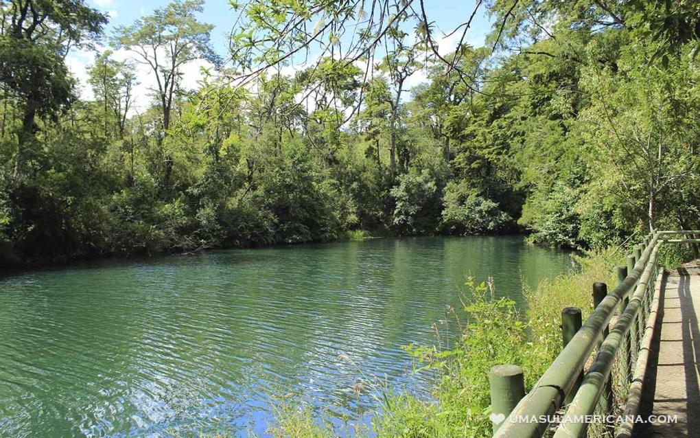 Laguna Verde - Parque Nacional Vicente Pérez Rosales