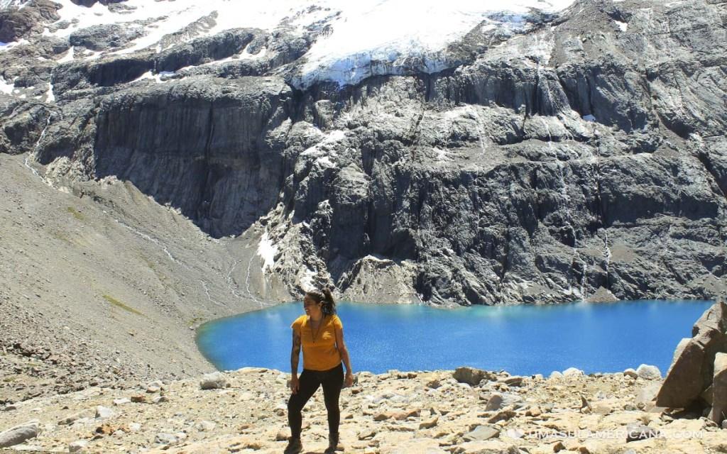 Laguna Cerro Castillo - Sul do Chile
