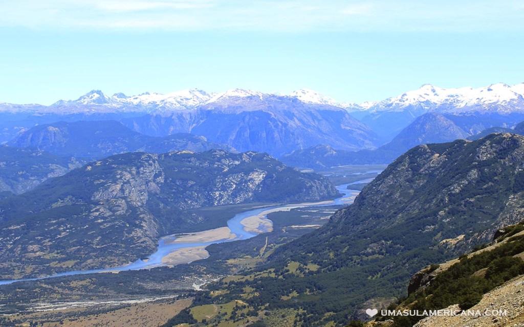 Parque Nacional Cerro Castillo trekking