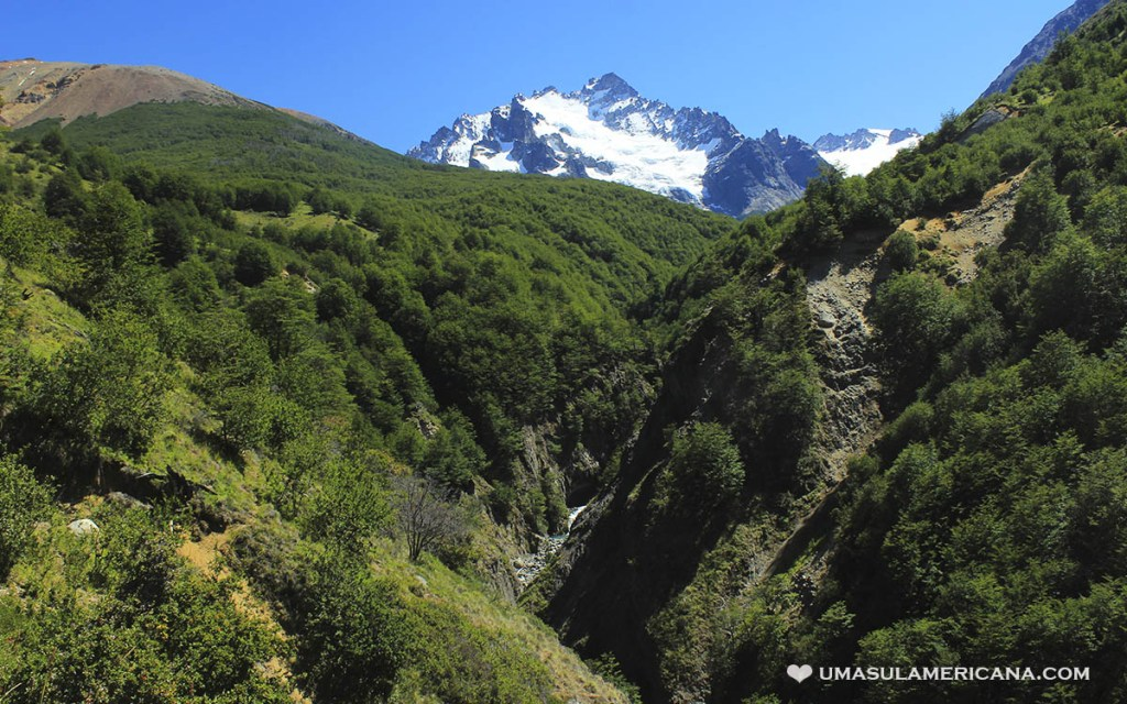 Reserva Nacional Cerro Castillo - Cerro Peñon