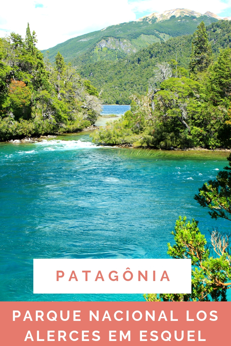 Parque Nacional Los Alerces - Norte da Patagônia Argentina, em Esquel
