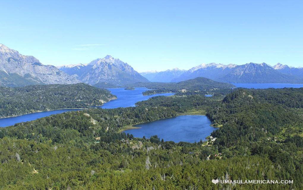 Mirantes em Bariloche - Cerro Campanario