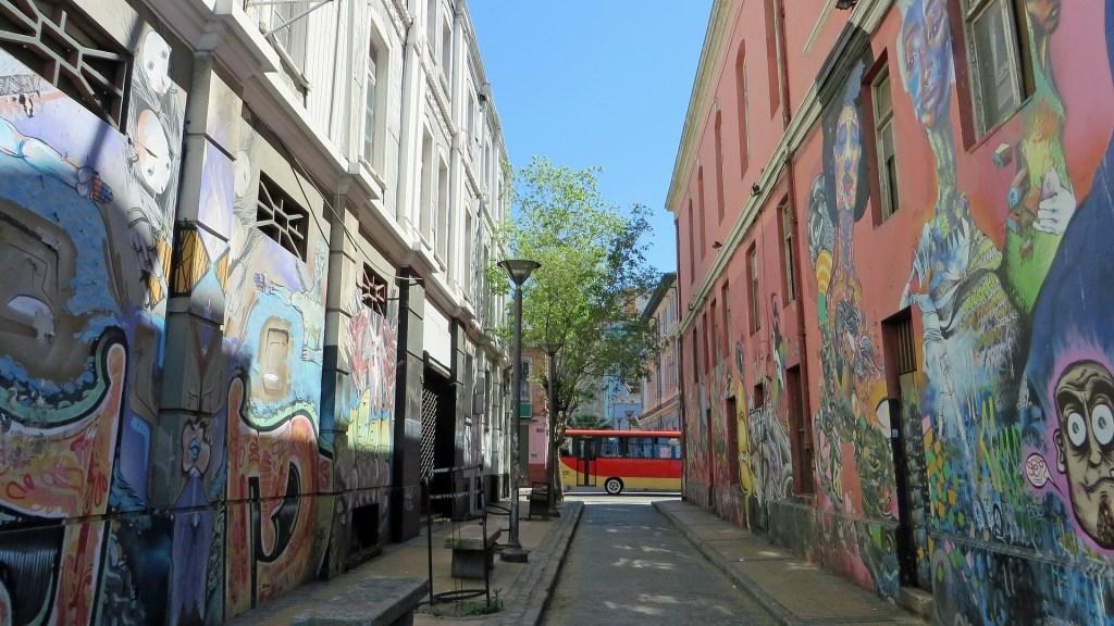 Valparaíso - Lugares no Chile para conhecer