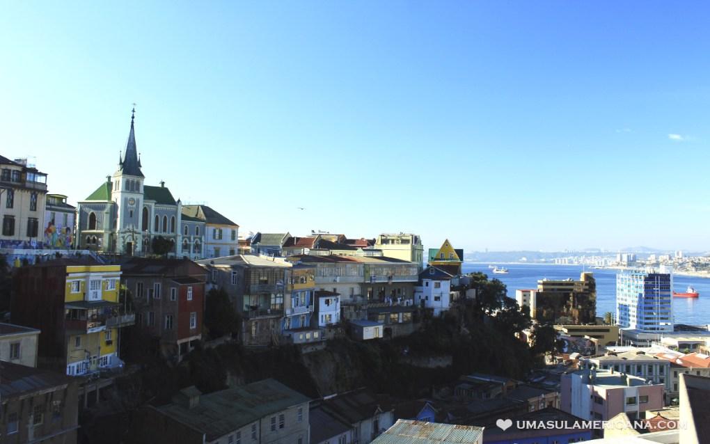 O que ver em Valparaíso - cerro Alegre e Cerro Concepción