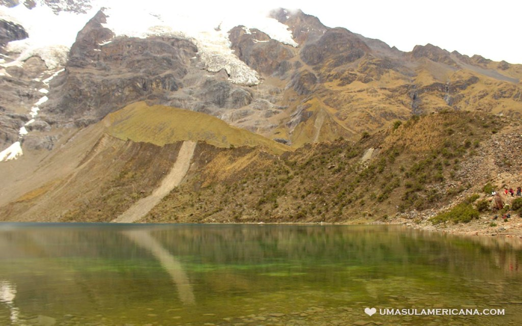 Laguna Humantay em Cusco passeio