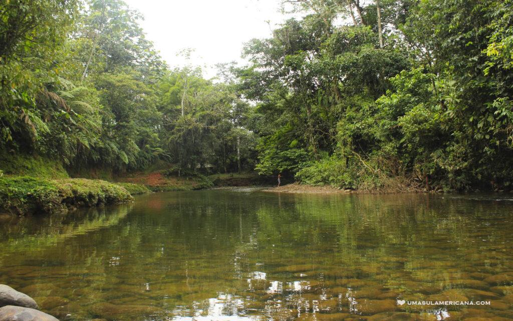 Viagem pelo Equador - Conheça a selva - Oriente do Equador