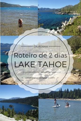 Roteiro de 2 dias no Lake Tahoe