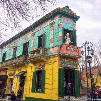 Caminito em Buenos Aires - Argentina