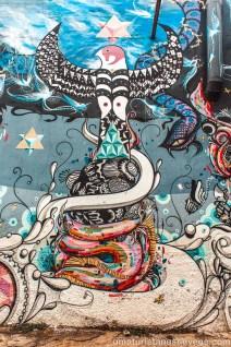 Beco do Batman em São Paulo - grafite e arte de rua18