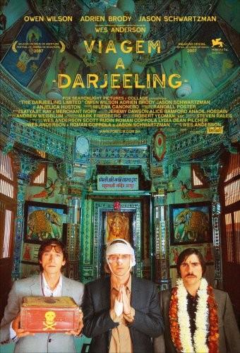 filmes sobre viagens - Viagem a Darjeeling