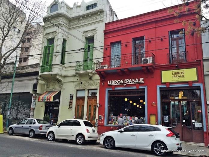 livraria libros del pasagem em Buenos Aires