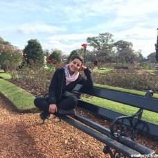 Parques de Palermo em Buenos Aires - Rosedal