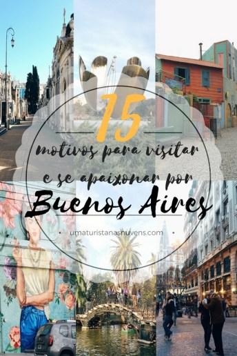 15 motivos para visitar Buenos Aires
