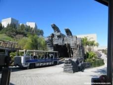 Universal Studios em Los Angeles - Studio Tour2