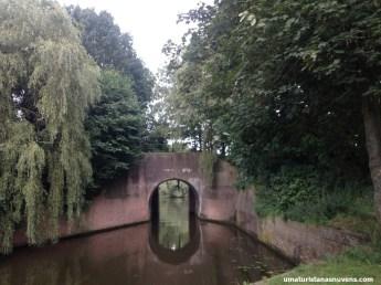 canal em Naarden