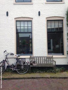 porta em Naarden - Holanda