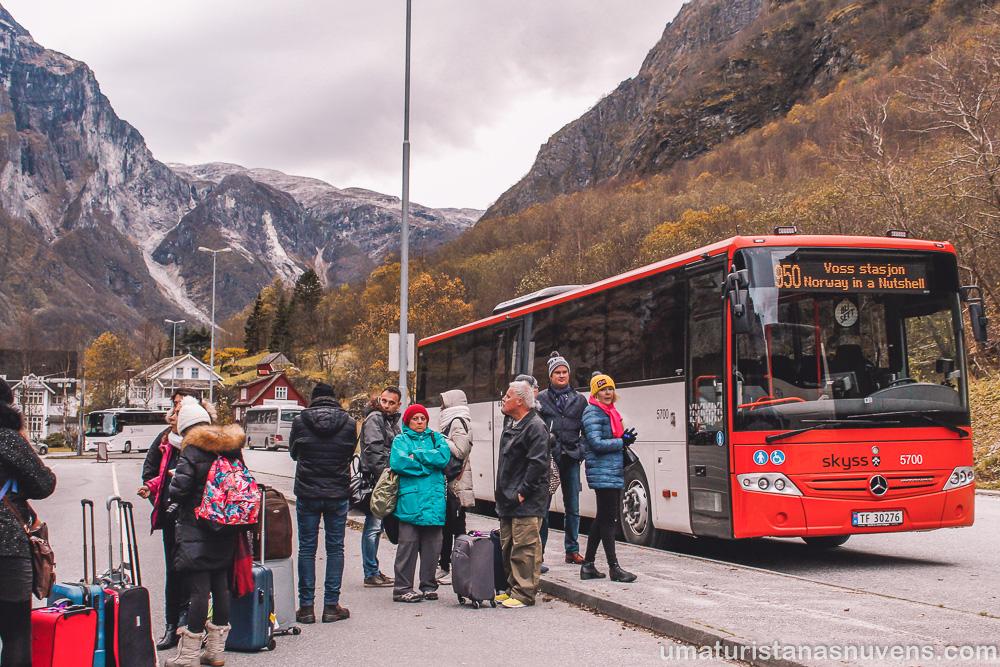Norway in a Nutshell - tour de um dia na Noruega