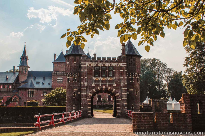 Castelo de Haar na Holanda