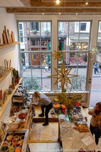 Compras em Amsterdam - 9 Straatjes (Nove Ruas) Pluk
