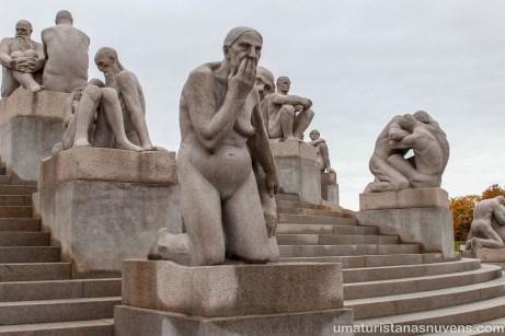 O que fazer em Oslo - Vigeland Park1