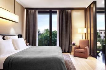 Bulgari Hotel Milano - dica de hospedagem em Milão