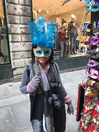Fatos e curiosidades sobre Veneza - Itália - máscaras de carnaval