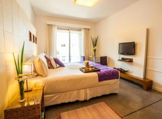 onde ficar em Buenos Aires - Mine Hotel quarto