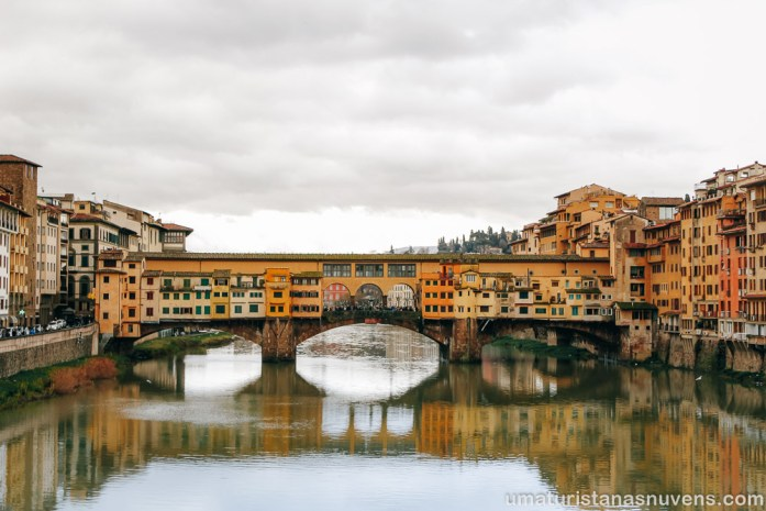 O que fazer em Florença - Ponte Vecchio