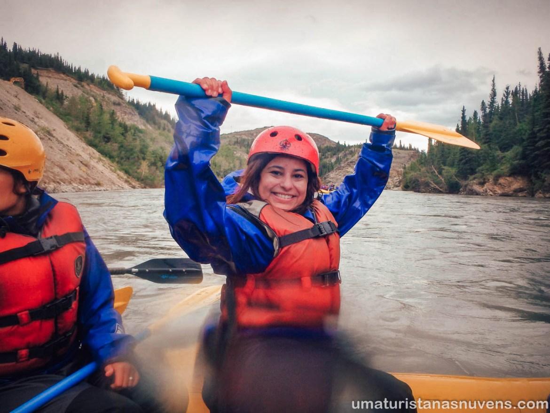 O que fazer no Alasca em 4 dias - Denali - rafting