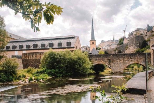 O melhor de Luxemburgo em 1 dia - o que fazer - Grund