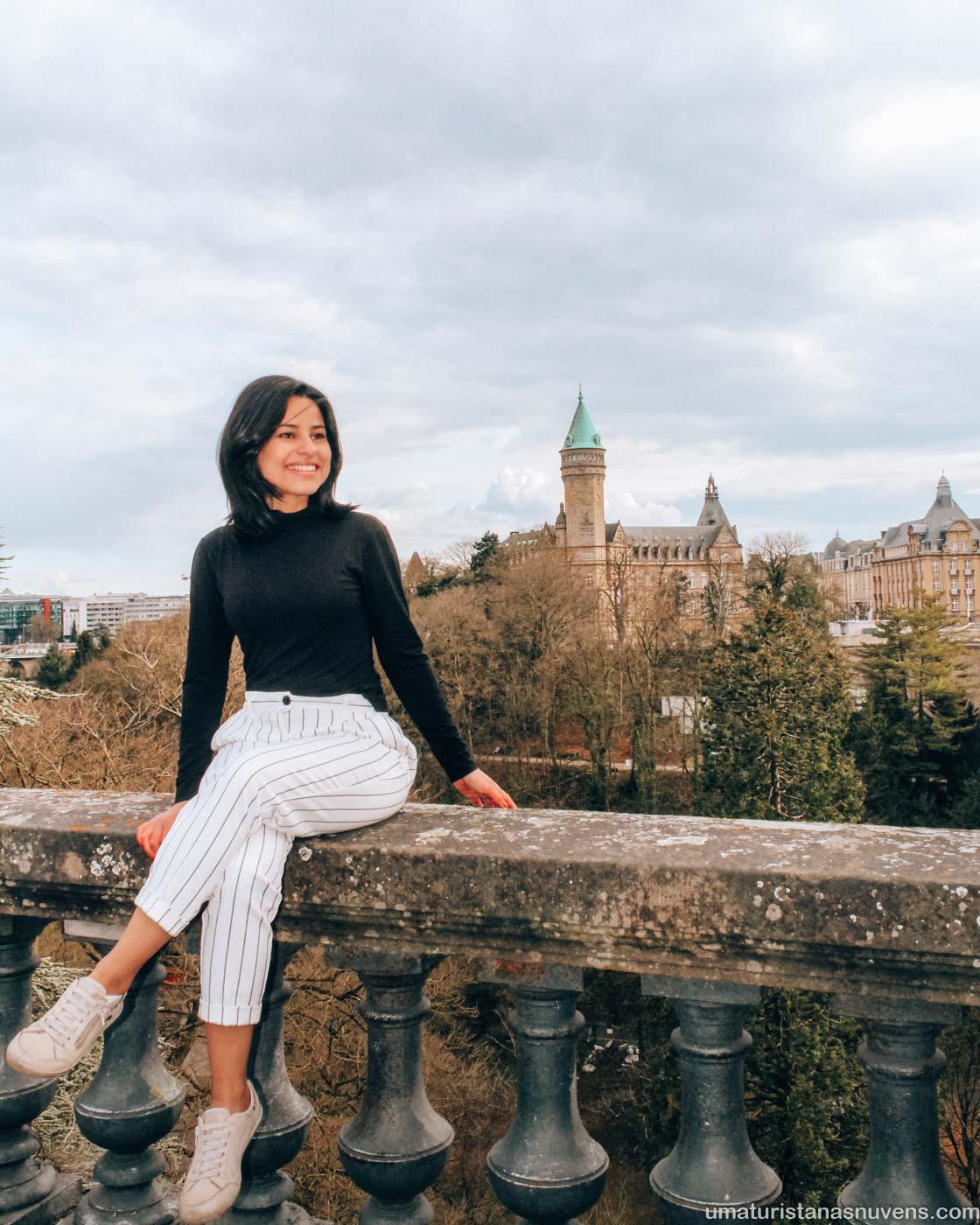 o que fazer em Luxemburgo em 1 dia - Praça da Constituição