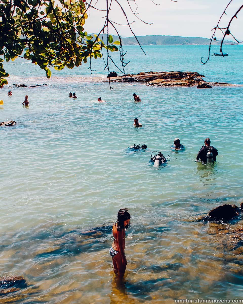 O que fazer em Florianópolis - bate e volta Bombinhas