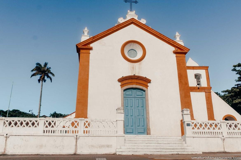 O que fazer em Florianópolis em 7 dias - roteiro - Santo Antônio de Lisboa - igreja