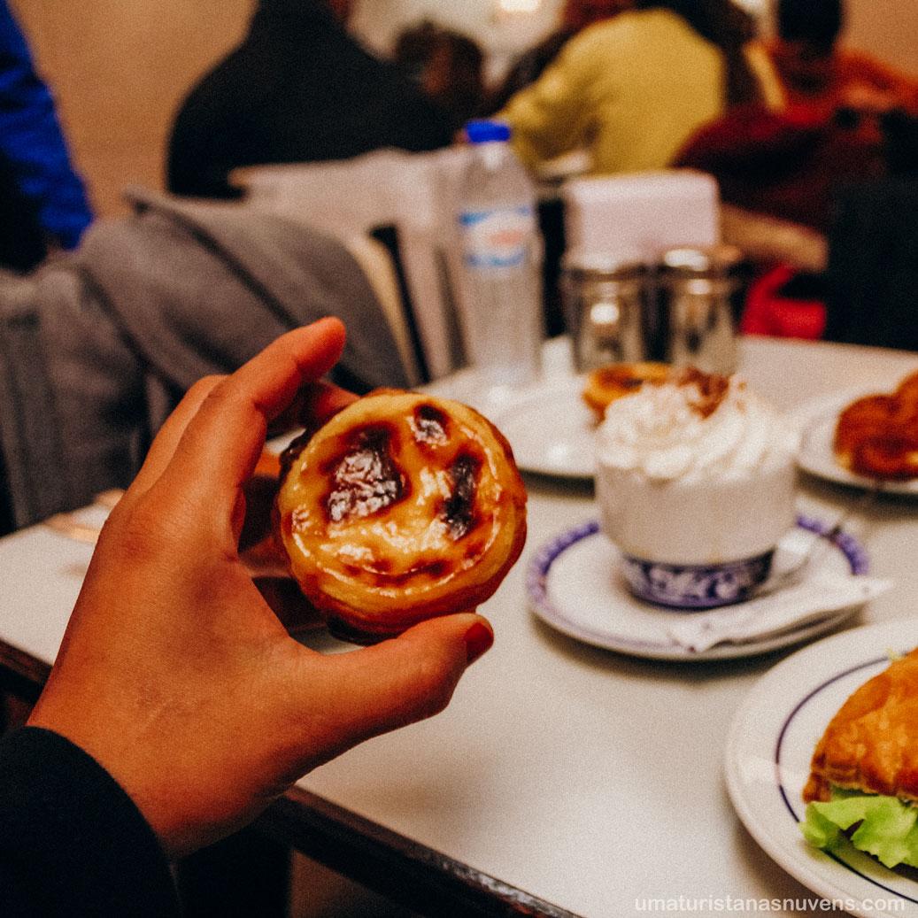 doces ao redor do mundo - pastéis de nata