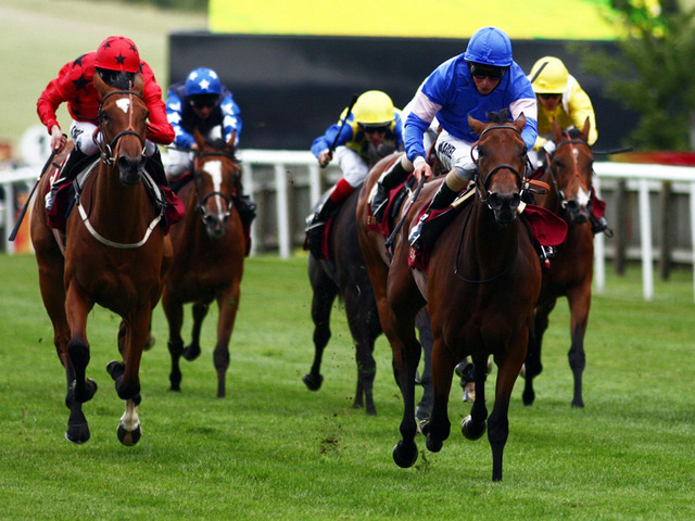 In play horse racing trading strategies