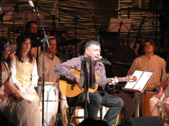 Cantando em Bando, com Celso Viáfora. Theatro São Pedro, 2009