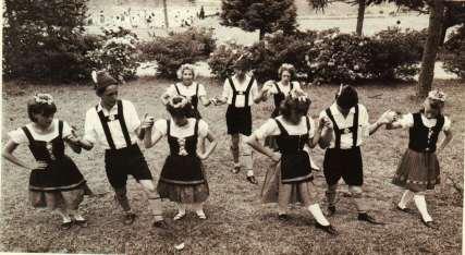 Inauguração da Casa da Juventude de Gramado, em 09.01.1966