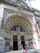 Fachada Victoria and Albert Museum