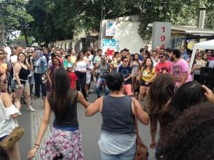 Música na Avenida Paulista