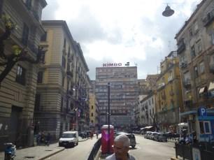 Centro de Napoli