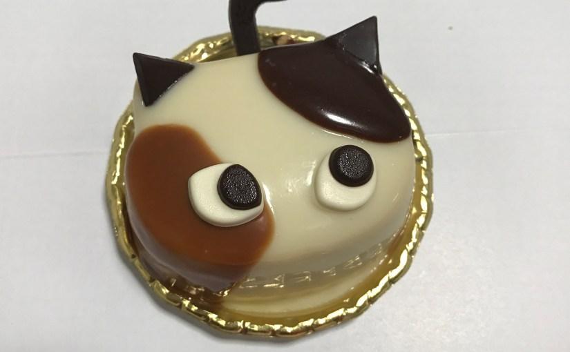 シャ・ノワール 三毛猫
