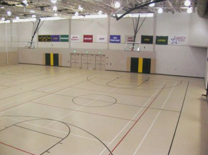 Rec Basketball Courts