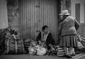 Streets of Peru