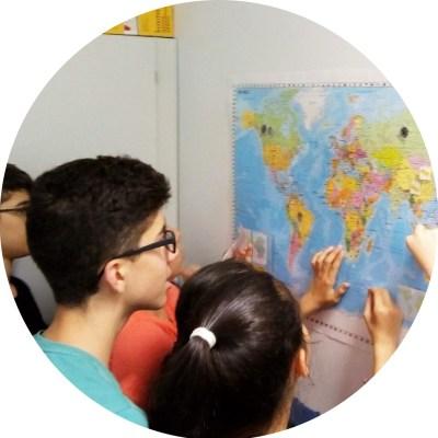 Sustainable World Map